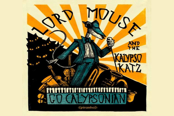 «Чунга-Чанга» от Lord Mouse & the Kalypso Katz: World Music 02.09.20