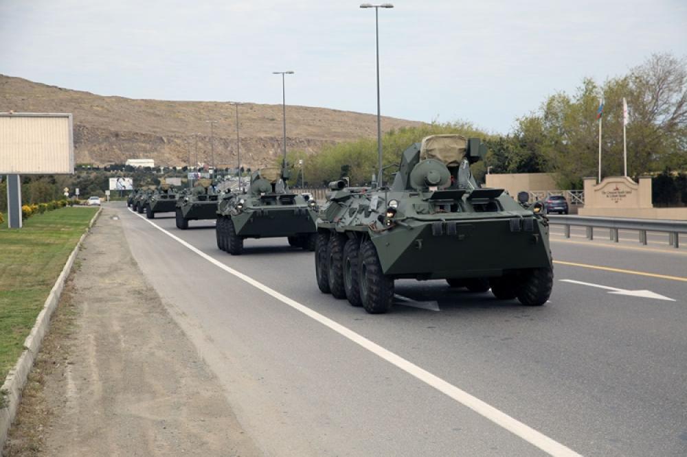 Алиев превращает Нахичеван в военный плацдарм против Армении и ...