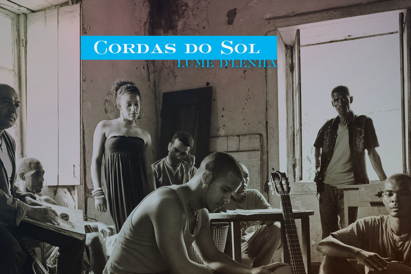 Группа Cordas do Sol: World Music 27.05.20