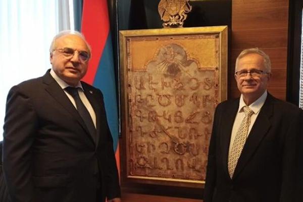 В Израиле официально открылось посольство Армении - RadioVan.fm