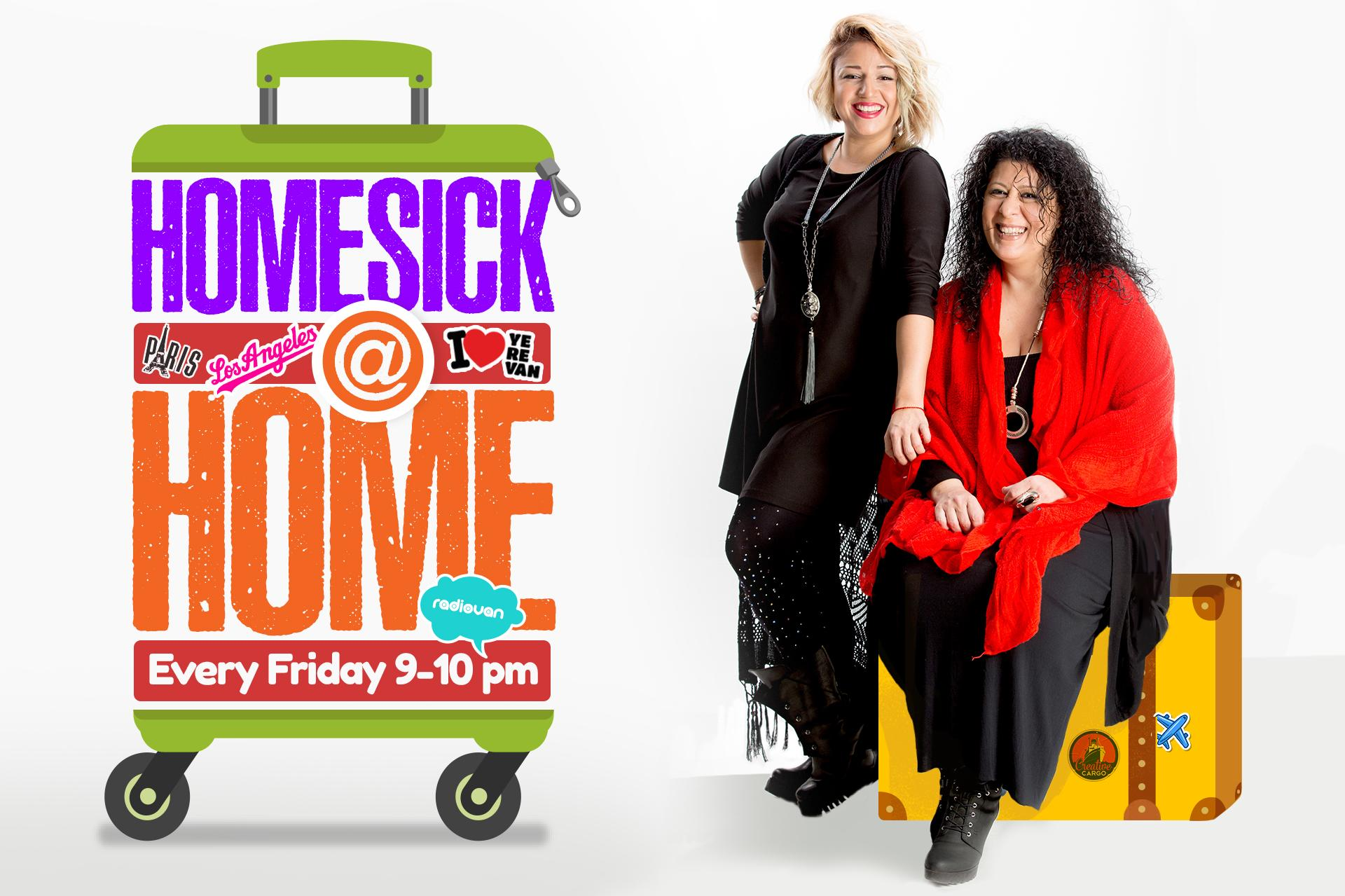Women Power on Homesick at Home
