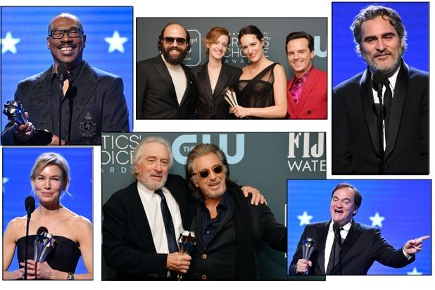 Critics' Choice Awards: победители всех номинаций