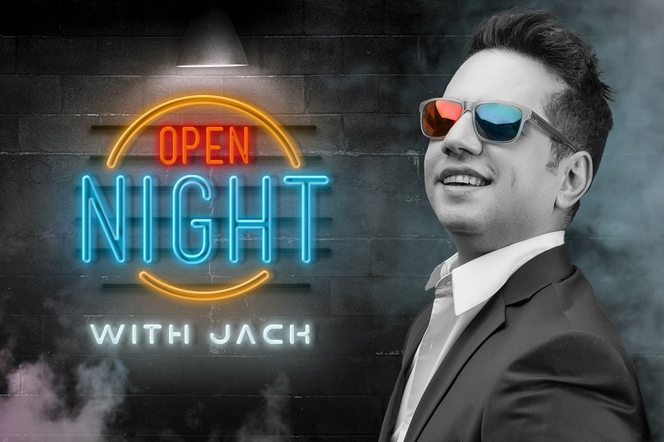 OPEN NIGHT with JACK